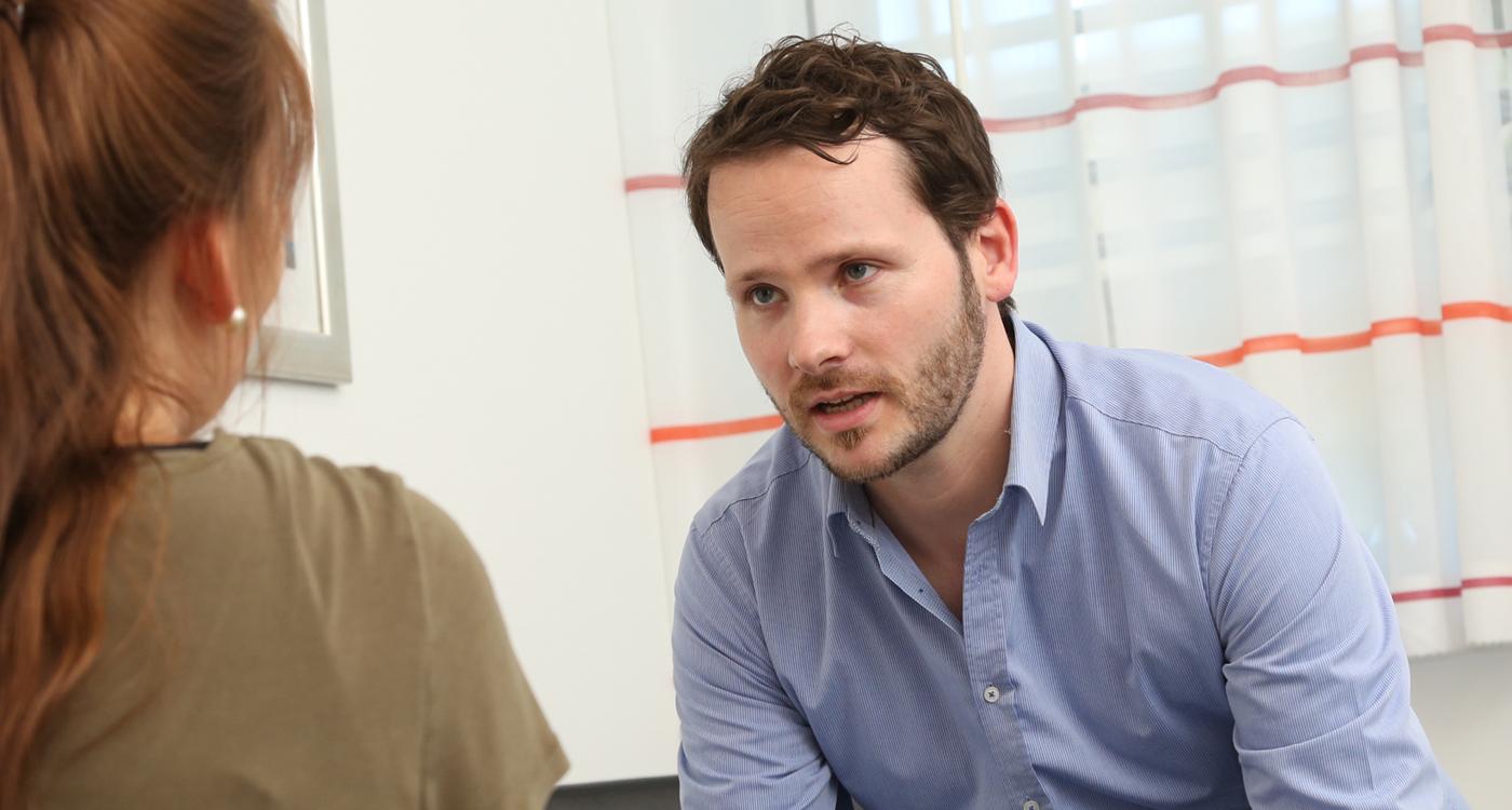 ZNS Bocholt Borken, Dr. Dipl.-Psych. Daniel Stroux, Psychologischer Psychotherapeut
