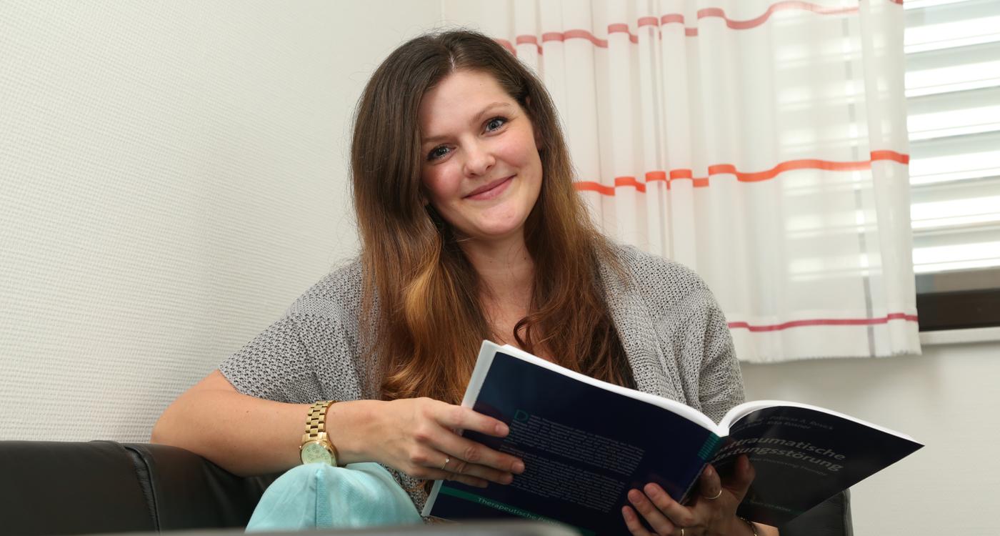 ZNS Bocholt Borken, Dipl.-Psych. Janina Wolters, Psychologische Psychotherapeutin