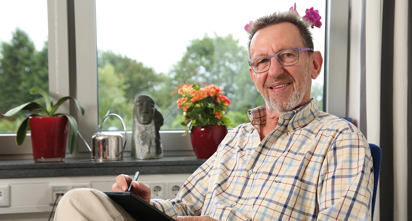 ZNS Bocholt Borken, Dipl.-Psych. Rolf Cöster, Psychologischer Psychotherapeut (Ang.)