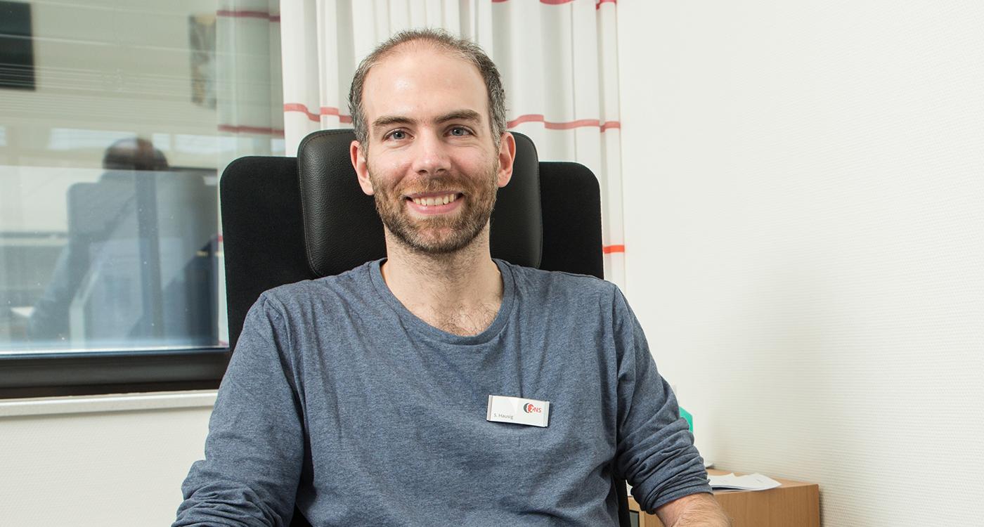 ZNS Bocholt Serjoscha Hausig Arzt für Neurologie Arzt für Psychiatrie und Psychotherapie