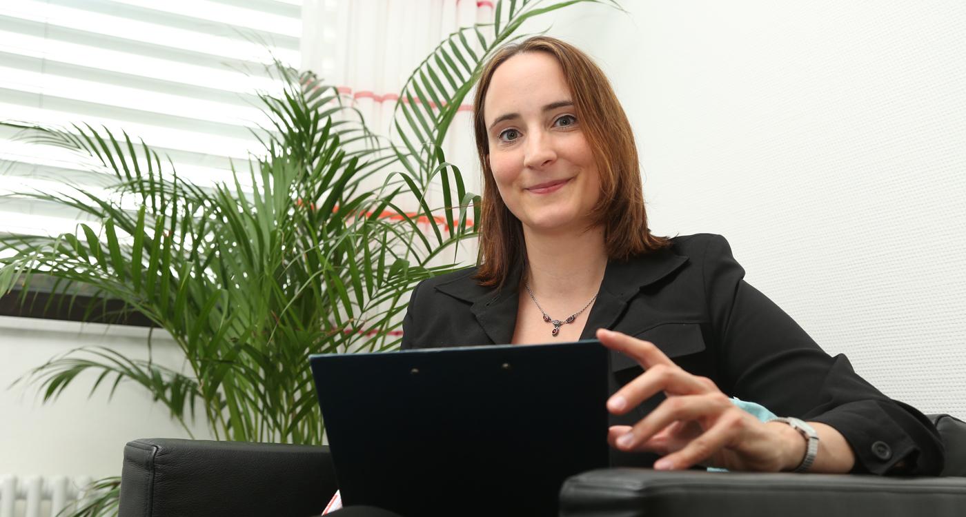 ZNS Bocholt Borken, Dr. Dipl.-Psych. Anke Holtschneider, Psychologische Psychotherapeutin