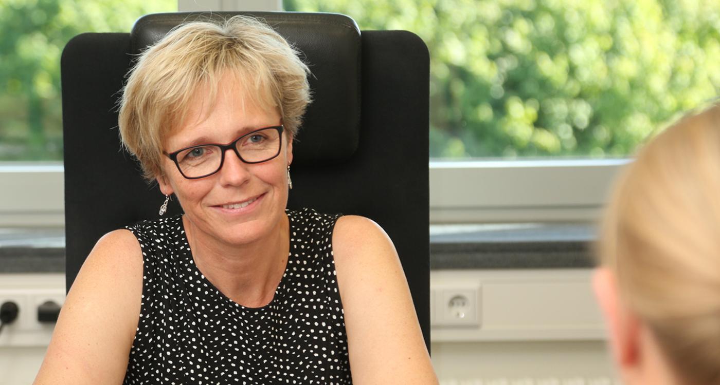 ZNS Bocholt Borken, Dr. Ruth Jakoby, Ärztin für Psychiatrie, Suchtmedizinische Grundversorgung