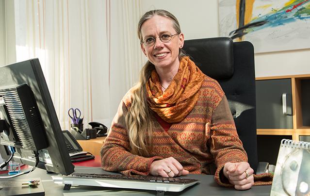 Gabriele Heitwerth, Ärztin für Psychiatrie und Psychotherapie; ZNS Borken