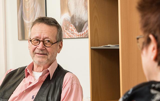 ZNS Bocholt Borken, Dr. Peter Stroux, Ärztlicher Psychotherapeut (Ang.)