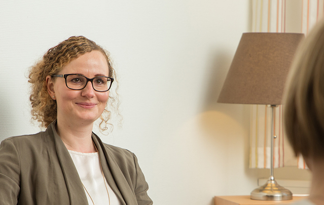 ZNS Bocholt Borken, Dr. Dipl.-Psych. Ricarda Gerhards, Psychologische Psychotherapeutin (Ang.)