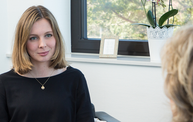 ZNS Bocholt Borken, Sarah Bauhaus M. Sc, Psychologische Psychotherapeutin (Ang.)